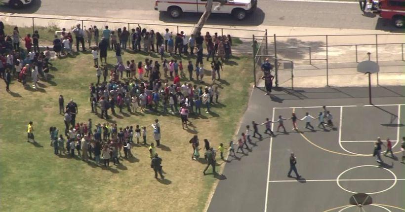 San Bernardino school shooting: Man kills wife then himself; 1 of 2 students wounded has died