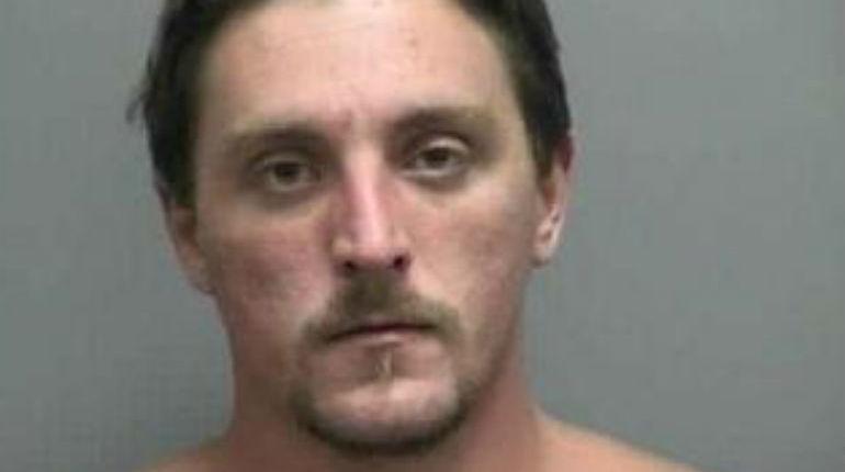 Joseph Jakubowski captured at campsite in southwest Wisconsin