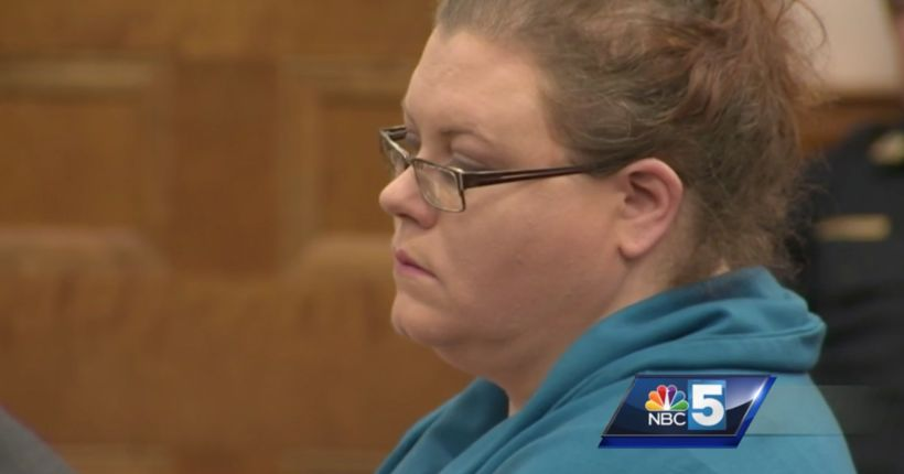 Trial begins for woman accused of pouring vodka in disabled son's feeding tube