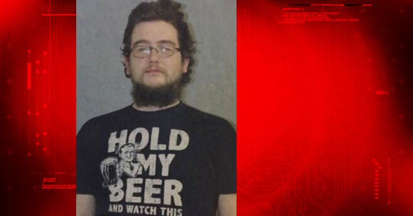Police: Man in 'Hold My Beer' T-shirt drove under influence