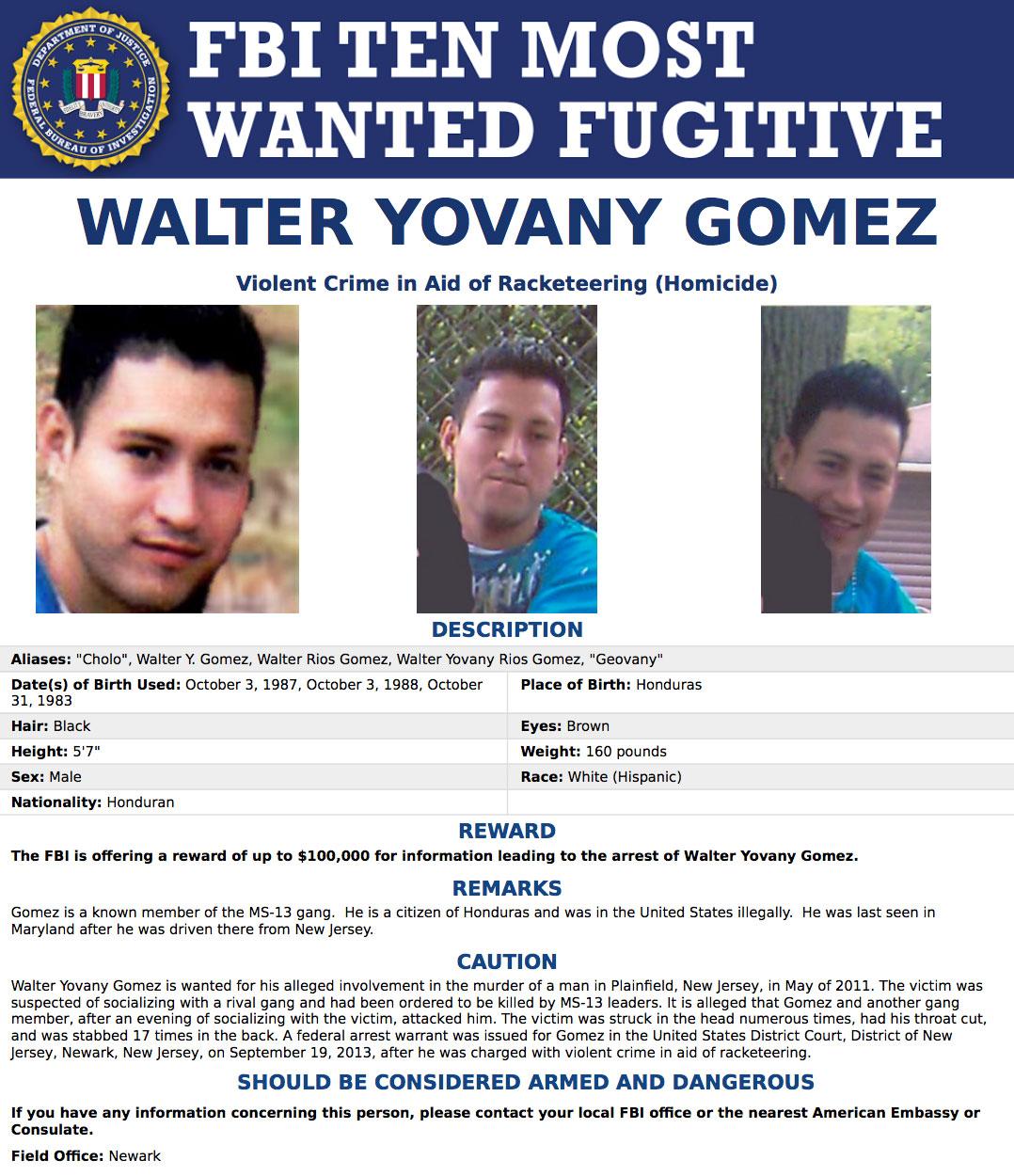 Walter-Yovany-Gomez-fbi