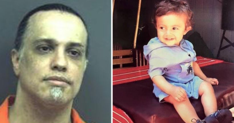 Man found guilty of killing 15-month-old son for life insurance money