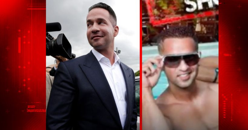 'Jersey Shore' personality 'The Situation' set for arraignment in tax fraud case