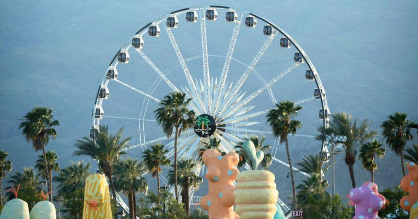 More than 100 cellphones stolen at Coachella festival