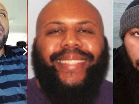 $50K reward in 5-state search for 'Facebook Killer' Steve Stephens