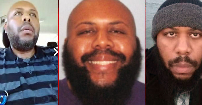 $50,000 reward in search for Facebook murder suspect Steve Stephens