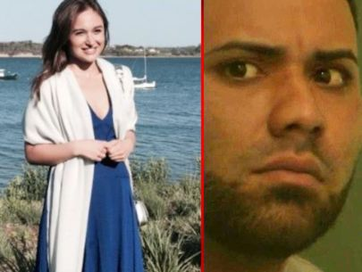 Police: Gas found on slain jogger's body; suspect bought gas