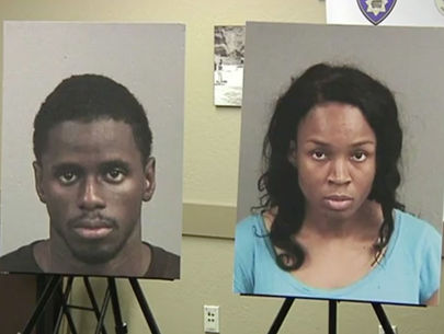 Couple arrested for shooting at baby in McDonald's