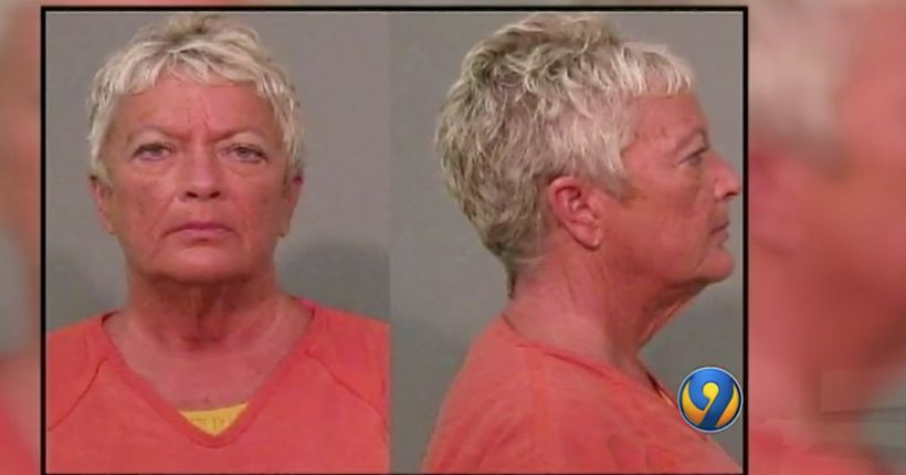 Woman accused of stealing $350 in tanning lotion