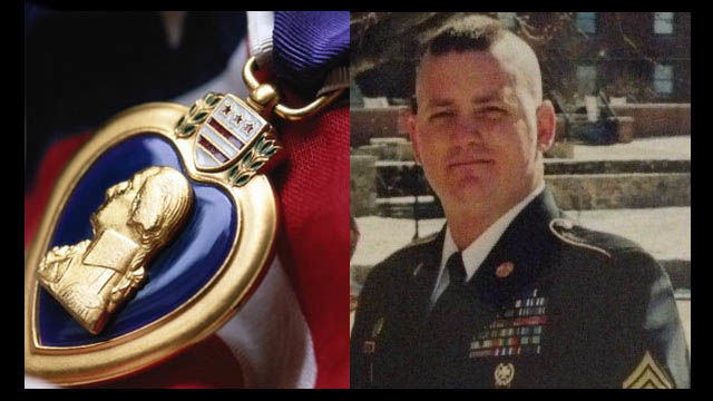 Veteran accused of 'Stolen Valor' begins trial