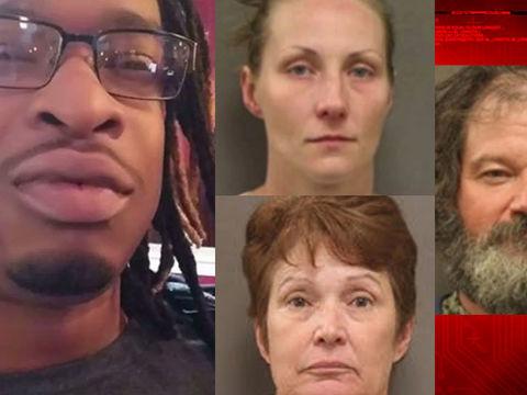 Prosecutors: Pair helped woman kill husband, dispose of body