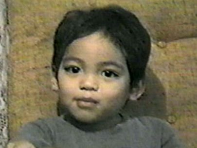 Peter Boy's father leads police to child's remains