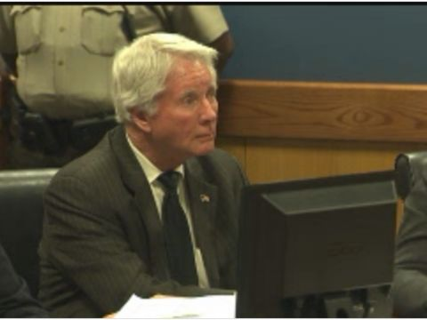 Judge: House arrest for Tex McIver, in custody