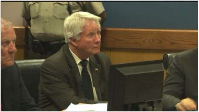 Judge suggests house arrest for Tex McIver; placed in custody