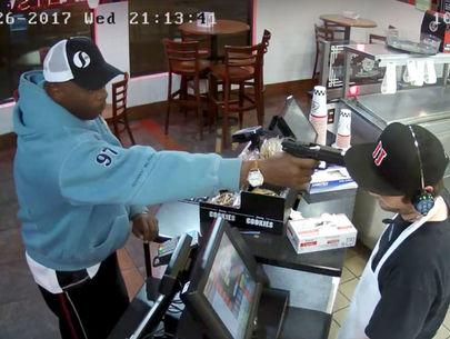 Kansas City Jimmy John's robbery suspect arrested