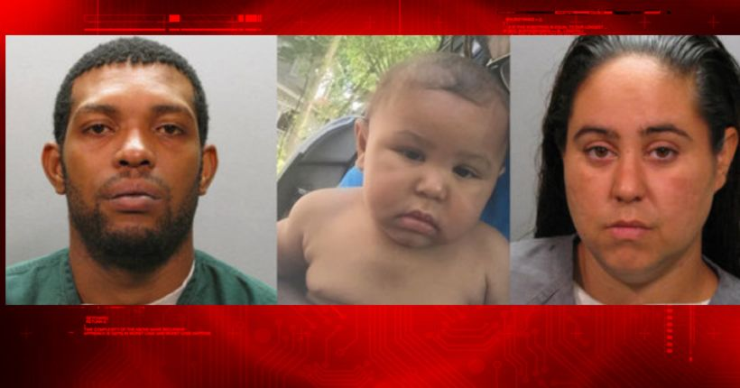 Mother, boyfriend charged in 15-month-old's death