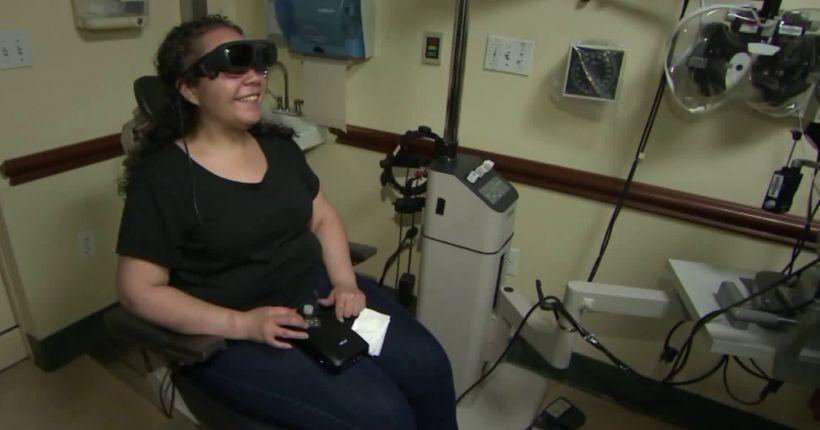 Woman regains vision after boyfriend blinds her in violent attack