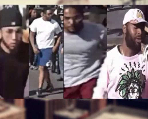 Video shows 5 men relentlessly punch Bronx street vendor
