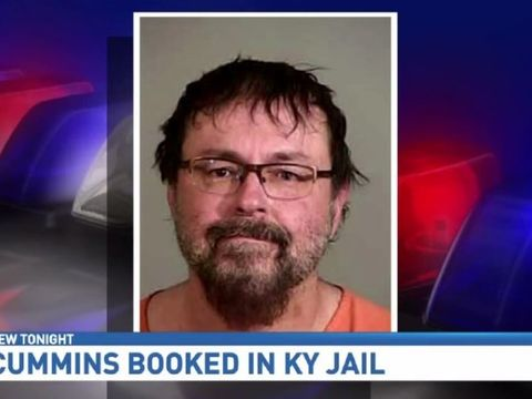 Tad Cummins jailed in Kentucky