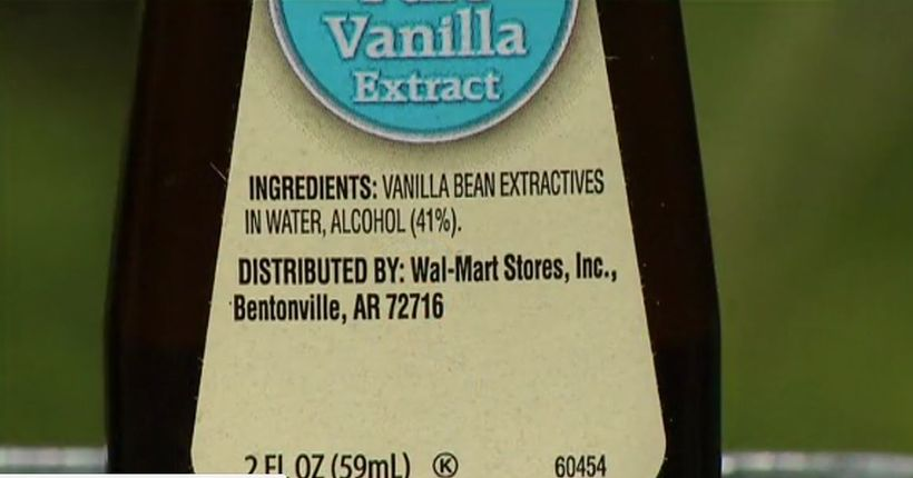 Police arrest 61-year-old woman accused of chugging vanilla extract, driving drunk