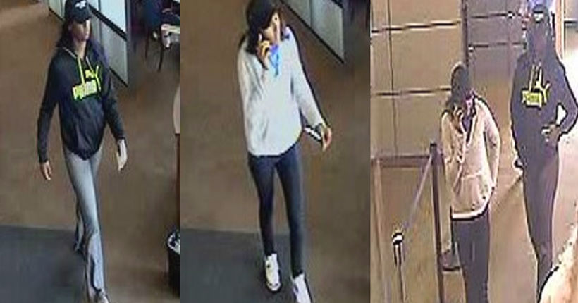 FBI: Female bandits connected to 5 Houston bank robberies; including 3 in one day