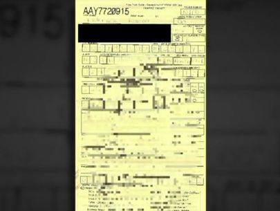 Alleged offensive scrawl on a traffic ticket leads to NYPD internal…