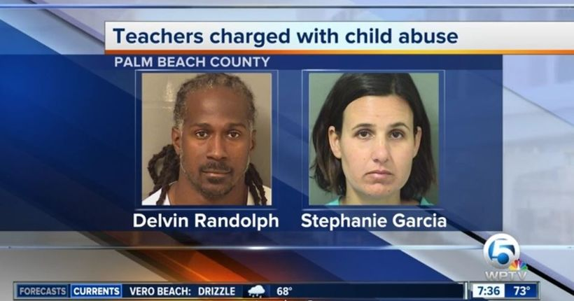 2 Broward County teachers accused of beating 9-year-old girl in Boynton Beach