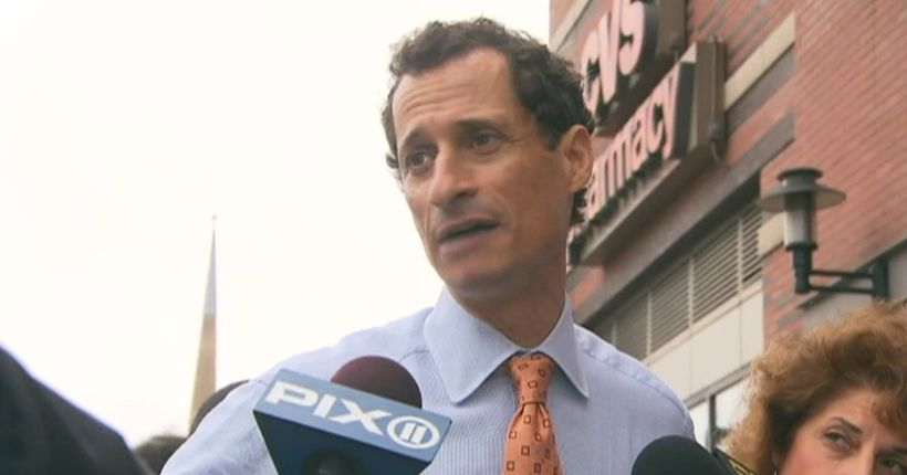 Anthony Weiner pleads guilty to sexting case involving teen, must register as sex offender
