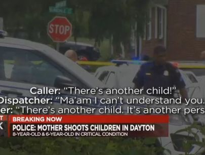 Police: Dayton mother shoots children in head; both in critical condition