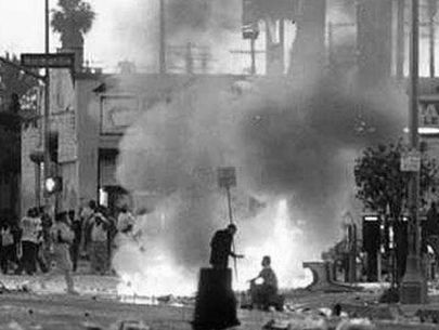 Man killed in 1992 Pep Boys fire during L.A. Riots IDed 25 years later