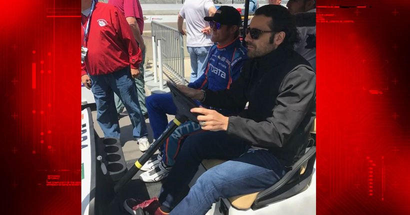 Pole winner Scott Dixon, Dario Franchitti robbed at gunpoint in Taco Bell drive-thru