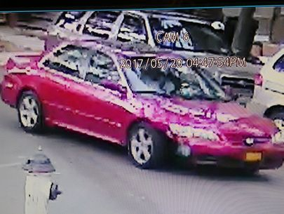 Police hunting for car suspected in hit-and-run of 8-year-old girl