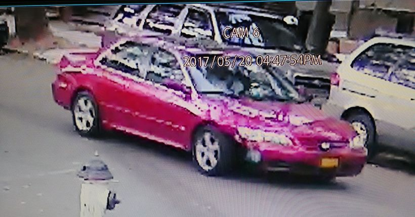 Photos released of car allegedly involved in hit-and-run that hurt 8-year-old girl