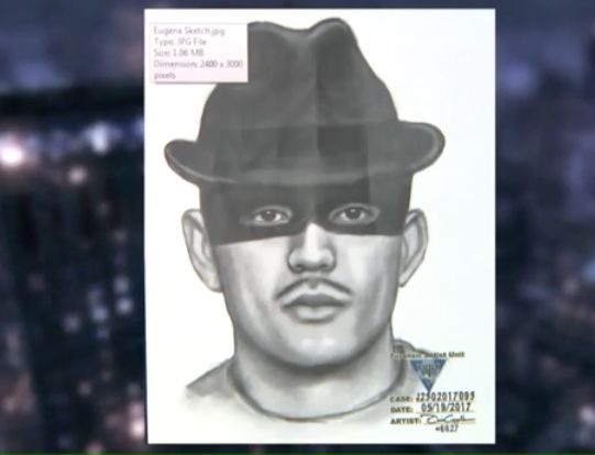 Masked 'Zorro' burglar wanted in terrifying NJ home invasion