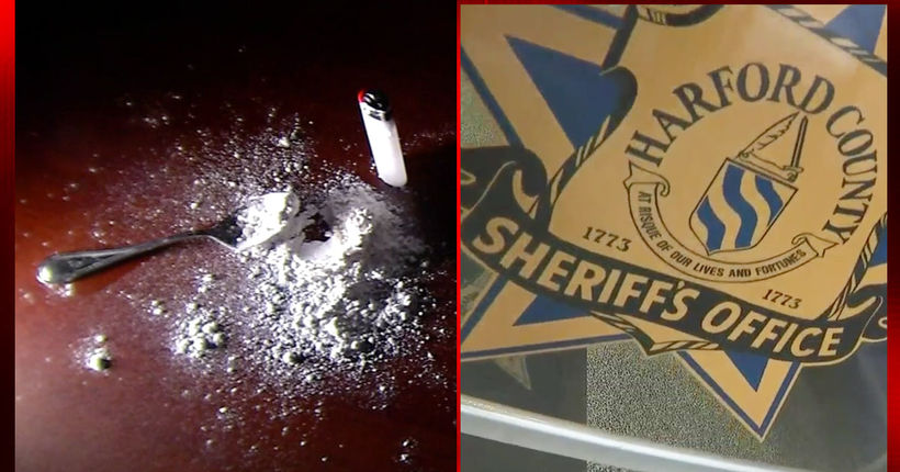 Maryland sheriff's deputy experiences overdose symptoms while responding to overdose call