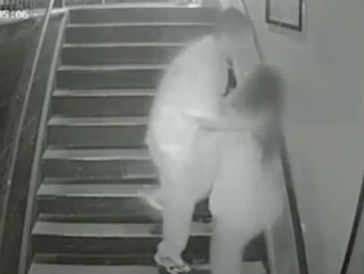 Santa Ana police release surveillance video in search for attempted rapist