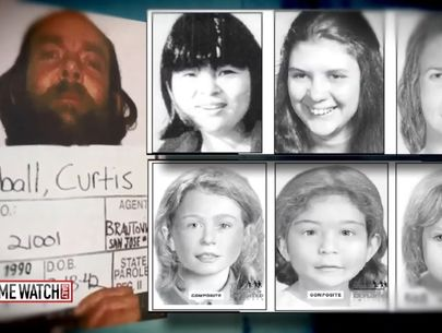 Mysterious serial killer linked to 'Allenstown 4'; identities sought (2/2)