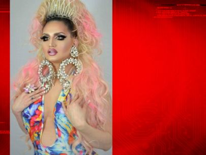 Transgender drag queen raped, attacked by man with hammer
