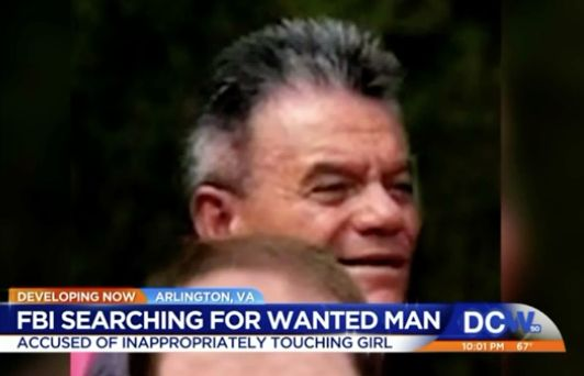 FBI seeks man who inappropriately touched a minor during wreath-laying ceremony