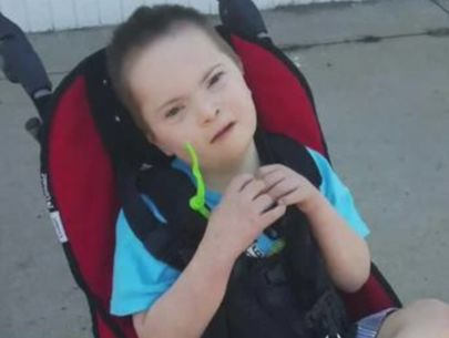 Mother asks who would steal stroller from boy with special needs