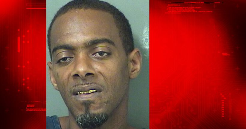 Man arrested after Secret Service vehicle burglarized