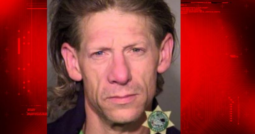 Man arrested for stealing from Portland train stabbing victim