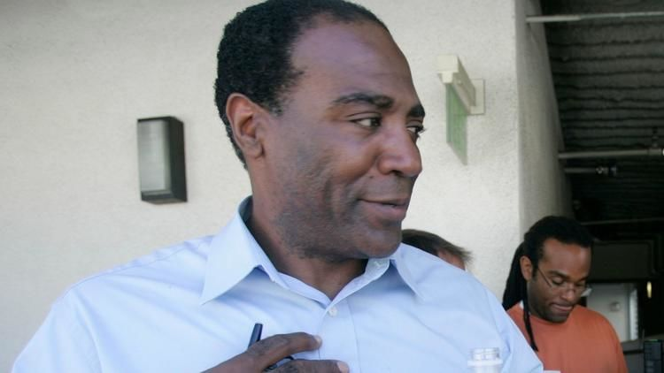 Former Olympic medalist, high school coach Danny Harris accused of sexual offense against underage student in San Gabriel