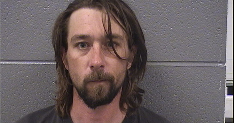 Man kills friend he's known since third grade then falls asleep next to body