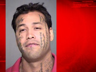 PD: Suspect hit wife's car, FaceTimed her while fleeing cops