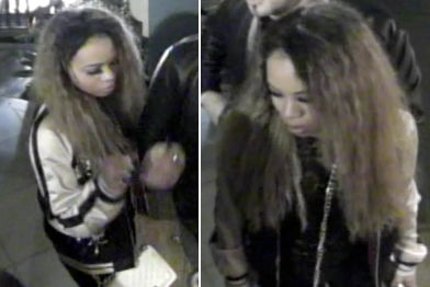 Police seek woman who drugged, robbed victims she met at Hollywood nightclub