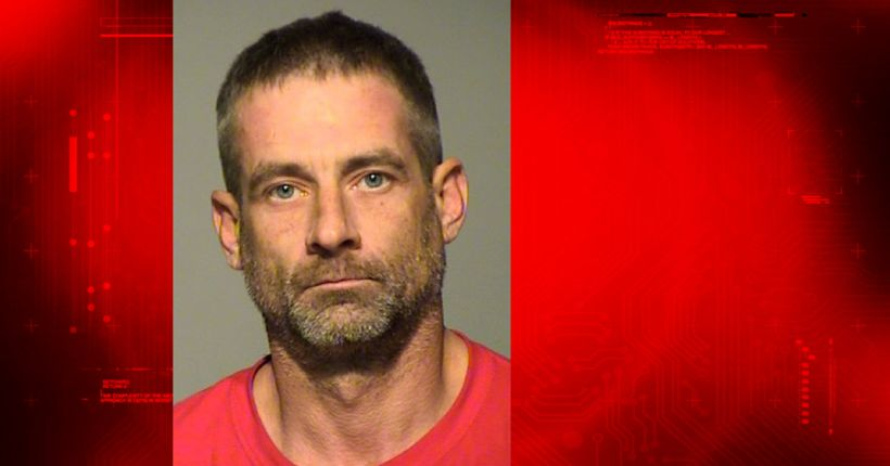 Man accused of breaking into home with backpack of sex toys, assaulting woman