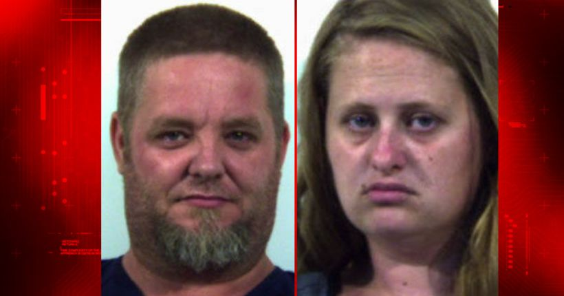 Man and half-sister get 108 years in prison after 'feral child' rescued from sex abuse