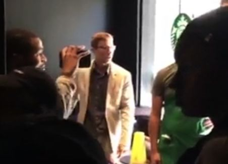 'Shut up slave' says man charged with battery after racist rant, altercation at Chicago Starbucks