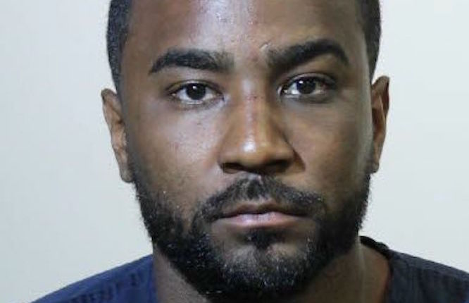Bobbi Kristina Brown's ex arrested on domestic battery charge